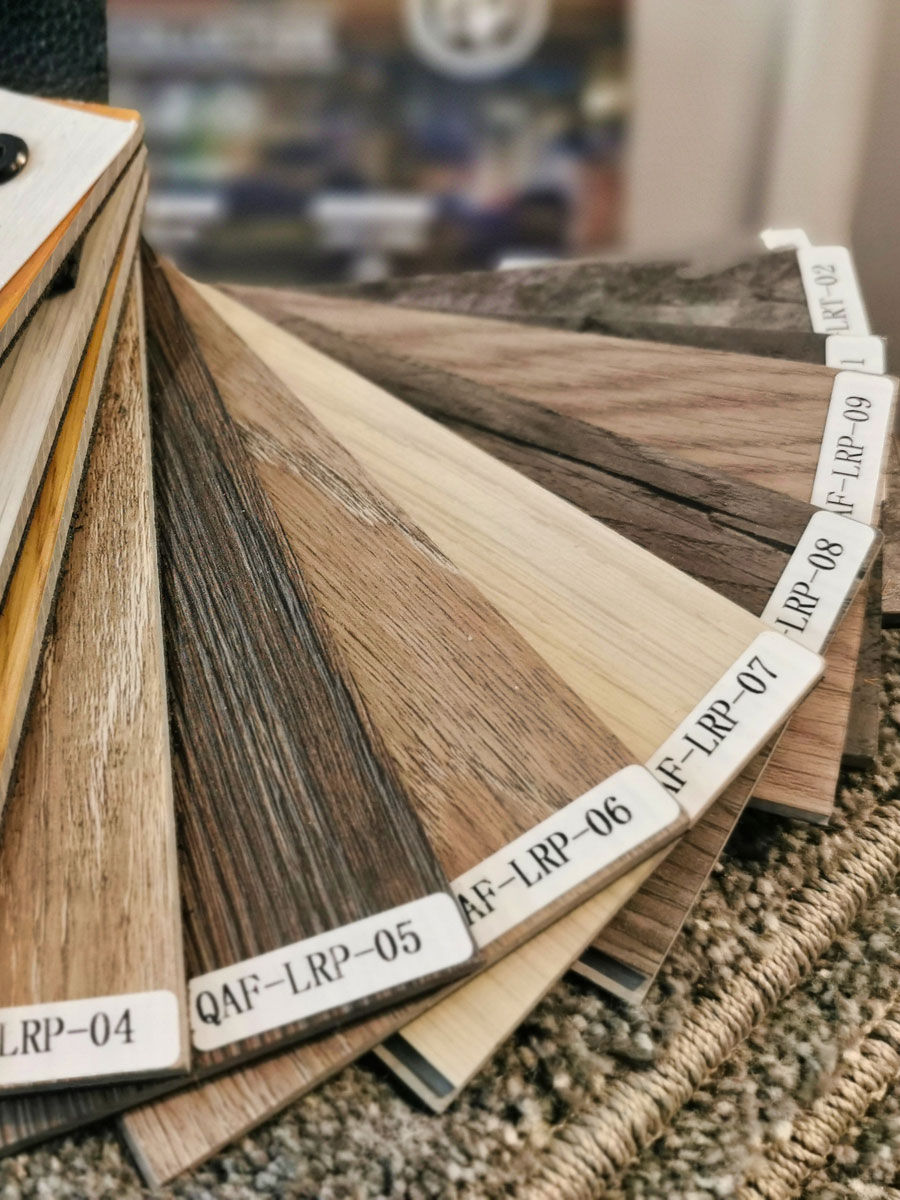 Laminate & Wood