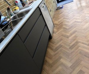 Wood Lamination Flooring