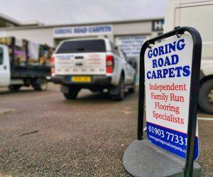 Goring Road carpets