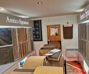 Amitco Spacia carpets Worthing